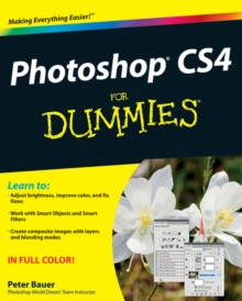Photoshop Cs4 for Dummies, Paperback Book