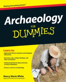 Archaeology for Dummies, Paperback Book