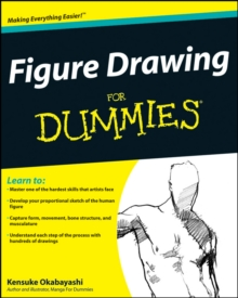 Figure Drawing for Dummies, Paperback Book