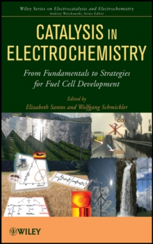 Catalysis in Electrochemistry : From Fundamental Aspects to Strategies for Fuel Cell Development, Hardback Book