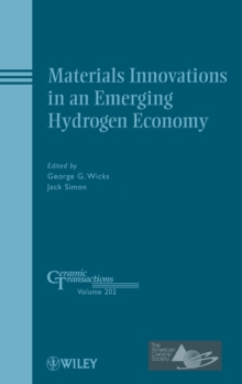 Materials Innovations in an Emerging Hydrogen Economy, Hardback Book
