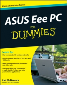 ASUS Eee PC For Dummies, Paperback / softback Book