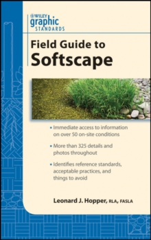 Graphic Standards Field Guide to Softscape, Paperback / softback Book