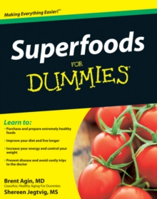 Superfoods For Dummies, Paperback Book