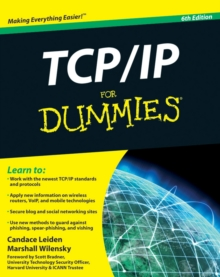 TCP / IP For Dummies, Paperback / softback Book