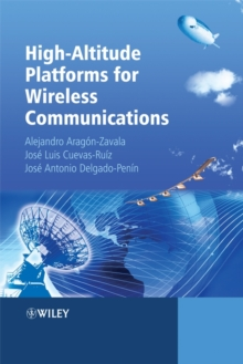 High-altitude Platforms for Wireless Communications, Hardback Book