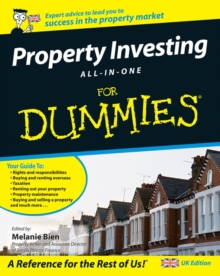 Property Investing All-in-One For Dummies, Paperback Book