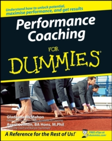 Performance Coaching For Dummies, Paperback Book