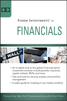 Fisher Investments on Financials, Hardback Book