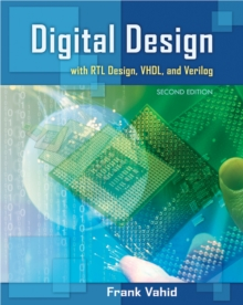 Digital Design with RTL Design, VHDL, and Verilog, Hardback Book