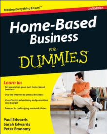 Home-Based Business For Dummies, Paperback / softback Book