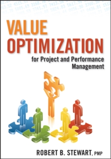 Value Optimization for Project and Performance Management, Hardback Book