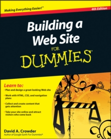 Building a Web Site For Dummies, Paperback / softback Book