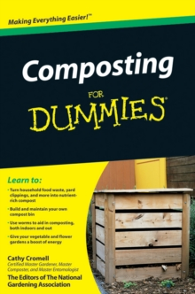 Composting For Dummies, Paperback / softback Book