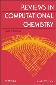 Reviews in Computational Chemistry, Hardback Book