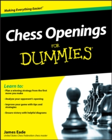 Chess Openings for Dummies, Paperback Book