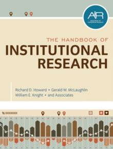 The Handbook of Institutional Research, Hardback Book