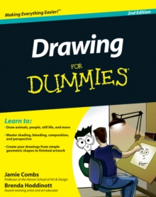 Drawing for Dummies, 2nd Edition, Paperback Book