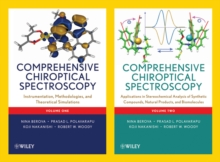 Comprehensive Chiroptical Spectroscopy : 2 Volume Set, Hardback Book
