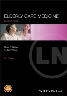 Elderly Care Medicine, Paperback / softback Book