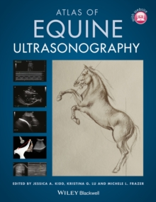 Atlas of Equine Ultrasonography, Hardback Book