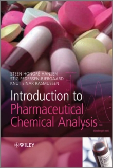 Introduction to Pharmaceutical Chemical Analysis, Paperback / softback Book