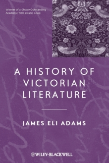 A History of Victorian Literature, Paperback / softback Book