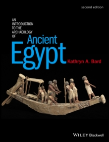 An Introduction to the Archaeology of Ancient Egypt, Paperback Book