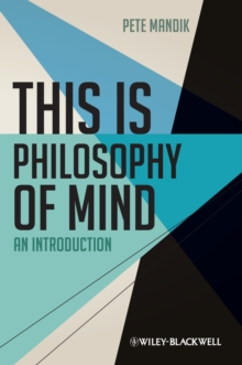 This is Philosophy of Mind : An Introduction, Paperback / softback Book