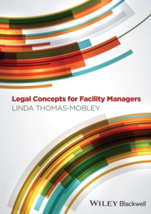 Legal Concepts for Facility Managers, Paperback / softback Book