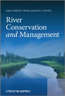 River Conservation and Management, Hardback Book