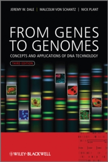 From Genes to Genomes : Concepts and Applications of DNA Technology, Paperback / softback Book