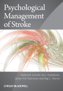 Psychological Management of Stroke, Paperback / softback Book