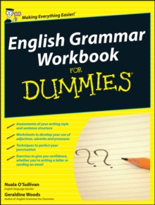 English Grammar Workbook For Dummies, Paperback Book