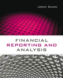 Financial Reporting and Analysis, Paperback Book