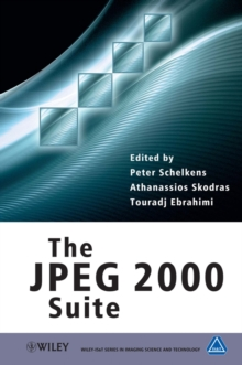 The JPEG 2000 Suite, Hardback Book
