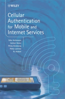 Cellular Authentication for Mobile and Internet Services, Hardback Book