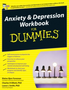 Anxiety and Depression Workbook For Dummies, Paperback Book