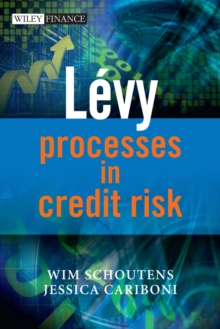 Levy Processes in Credit Risk, Hardback Book