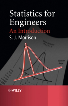 Statistics for Engineers : An Introduction, Hardback Book
