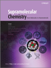 Supramolecular Chemistry : From Molecules to Nanomaterials, Hardback Book