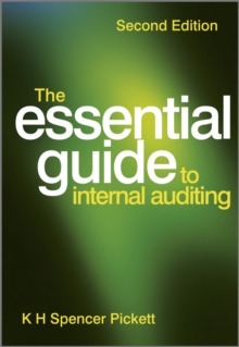 The Essential Guide to Internal Auditing, Paperback Book