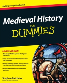 Medieval History for Dummies, Paperback Book