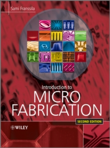 Introduction to Microfabrication, Hardback Book