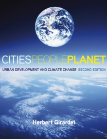 Cities People Planet : Urban Development and Climate Change, Paperback Book