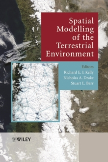 Spatial Modelling of the Terrestrial Environment, Hardback Book