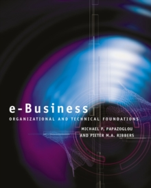 e-Business : Organizational and Technical Foundations, Paperback Book