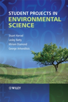 Student Projects in Environmental Science, Paperback / softback Book