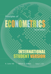 Principles of Econometrics, Paperback Book