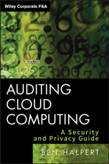 Auditing Cloud Computing : A Security and Privacy Guide, Hardback Book